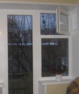 """Форточка в пластиковых окнах: """"атавизм"""" или полезная констру."""